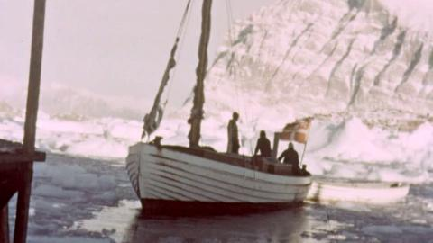 Cambridge West Greenland Expedition 1938