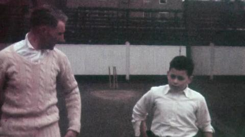 Ed Cohen at Oval Nets