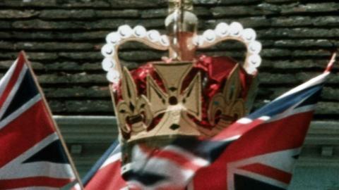 Cuckfield Silver Jubilee 1977.