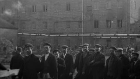 Employees Leaving Williamson's Factory, Lancaster (1901)