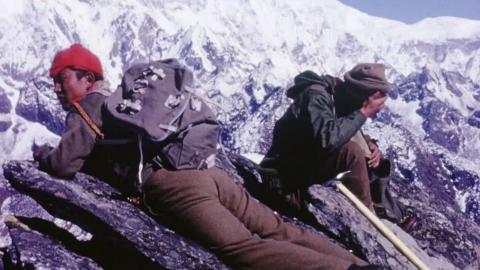 Dr. Ward - Bhutan Film