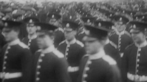 York and the Army Film