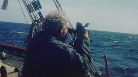 Greenland Expedition with Sea Breeze (Rushes)