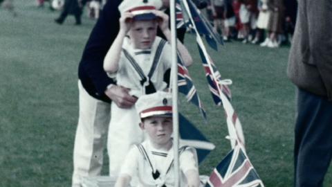 Horley's Coronation Fete.