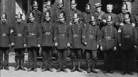 Turn Out of the Leeds Fire Brigade (1901)