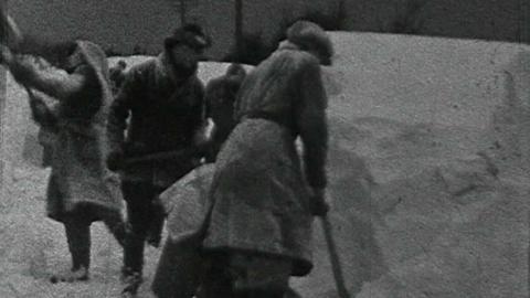 Memorable Winter of 1947