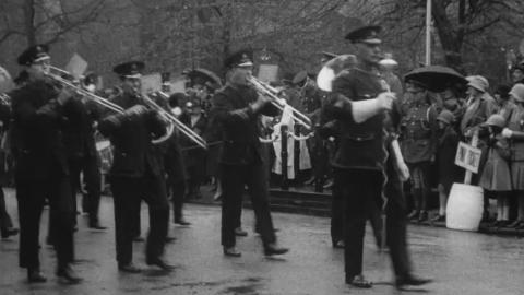 Military Sunday at York