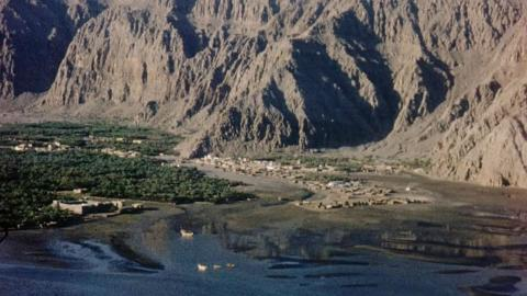 Musandam Expedition 1971-1972