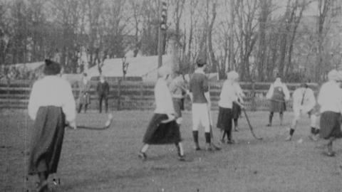 Christmas Day Sports at Rhyl, 1920