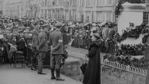 Empire Sunday at Rhyl 1919