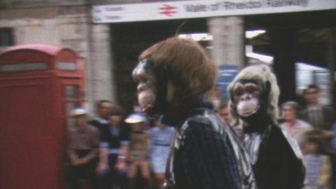 Aberystwyth Carnival, June 1975