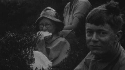 Welsh Hike 1938