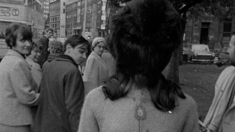 October 1968: Yeti Look
