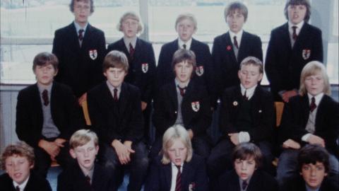 Middlesbrough Football Song Sung by School Choir