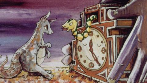 The Sing-Song of Old Man Kangaroo