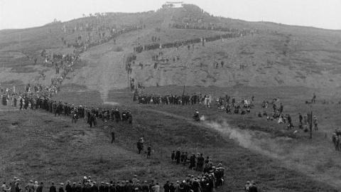 Bradford M.C. Freak Hill Climb at Hepolite Scar  Topical Budget 780-1