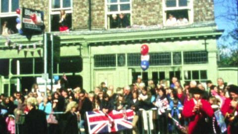 Queen's Visit to York