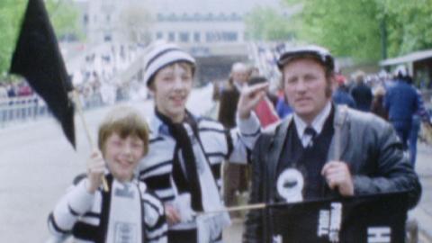 Trip to Wembley