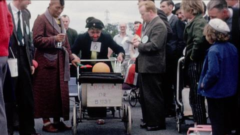 Annual Pram Race 1962