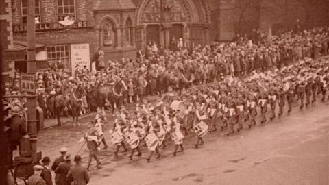 Military Sunday in York