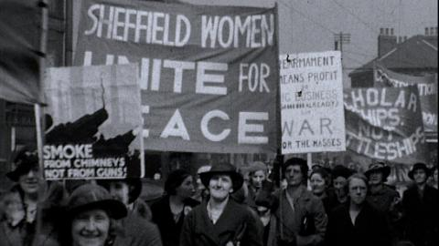 Sheffield Peace March