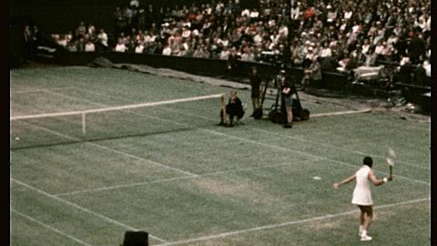 Wimbledon, 1973