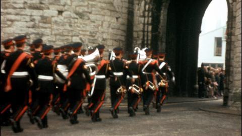 Herne Bay Pier & Prince Charles visits Westgate in Canterbury