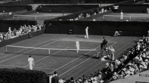 Wimbledon, 1934