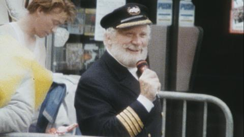 Captain Birdseye in Guildford
