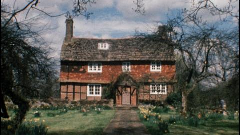 A Village in West Sussex: Slinfold.