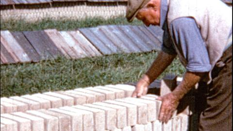 Brickmaking at Pycroft Brickworks