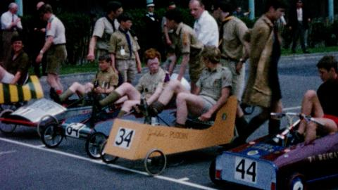 National Scoutcar Racing in Brighton