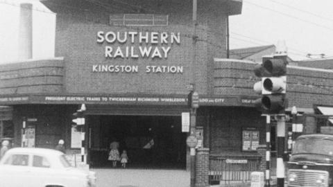 Around Kingston - 50s & 60s