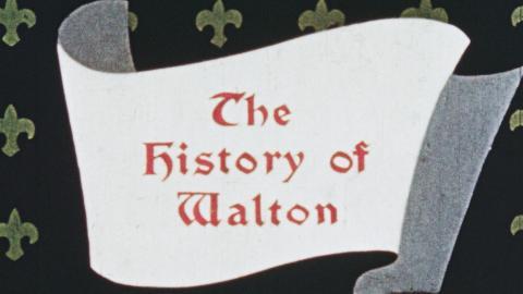 Kingston Movie Makers' History of Walton