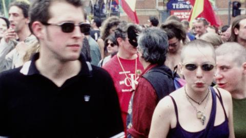 North London Street Party - Reclaim the Streets