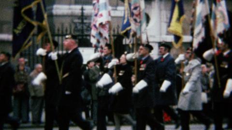 Southport AJEX Parade 1976