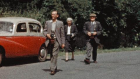 Photographic Treasure Hunt 1960