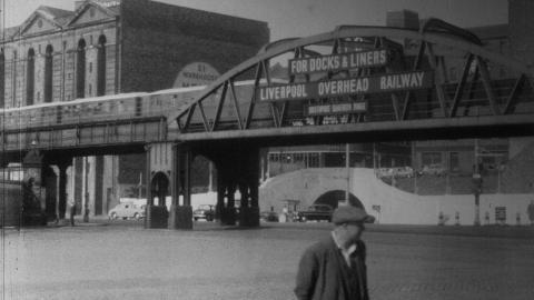 Liverpool Overhead Railway 1893-1956