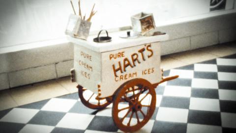 Hart's Ice Cream of St Ives