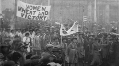 Notts Women's Great War Rally