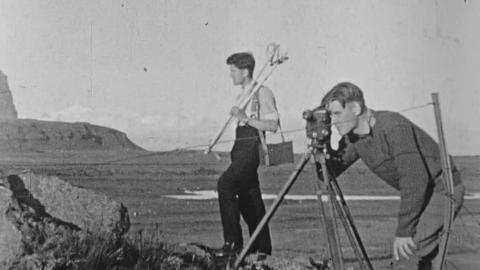 Oxford University Expedition to Iceland, 1947