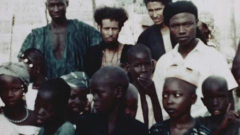 Oxford University Gambia Expedition 1948