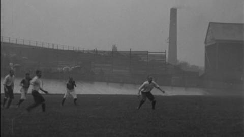 Bolton v Burton United (c.1904)