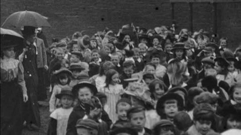 Loreburn School, Dumfries (c.1901)