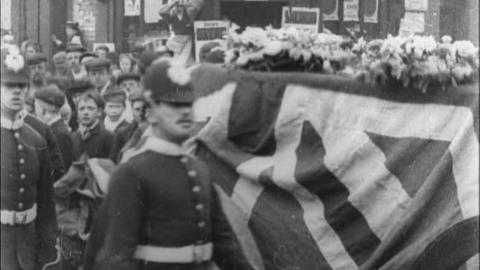 Funeral in Manchester (1904)