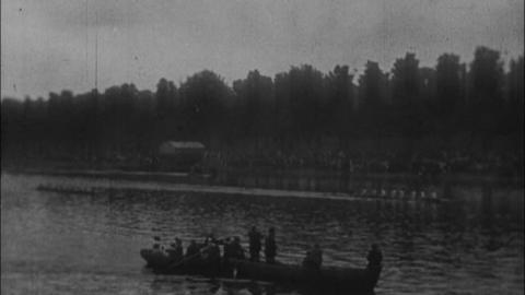 Final of International Cup at Cork Regatta (1902)