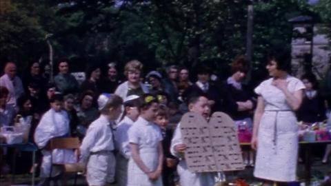 Shavuot Celebration at King David Infant School, Cheetham Hill