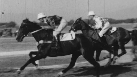 Slow Motion in Sport: 1932-1936