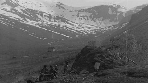 Spitzbergen: Oxford University Arctic Expedition 1924