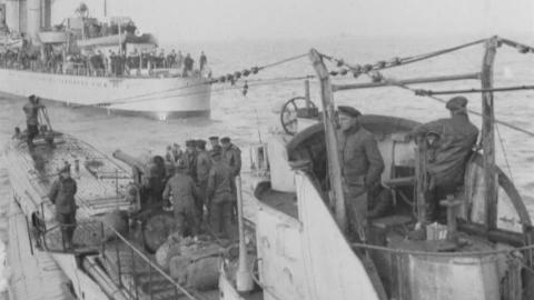 Surrender of the German Fleet